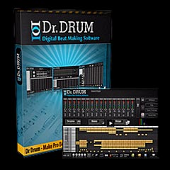 Caja de ritmos Dr DRUM