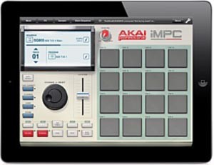 iMPC(iPad)